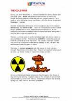 Social Studies - Eighth Grade - Study Guide: The Cold War