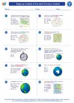 Maps as models of the earth/Contour models