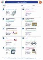 English Language Arts - Eighth Grade - Worksheet: Persuasive Text