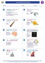 Social Studies - Seventh Grade - Worksheet: The Scientific Revolution