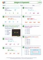 Polynomials and Exponents
