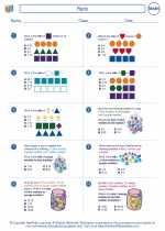 Mathematics - Fifth Grade - Worksheet: Ratio