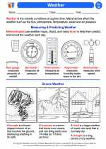 Science - Fourth Grade - Activity Lesson: Weather