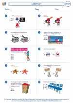 Mathematics - Fourth Grade - Worksheet: Odd/Even