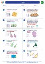 Mathematics - Sixth Grade - Worksheet: Ratio