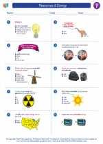 Resources & Energy