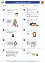 English Language Arts - Sixth Grade - Worksheet: Cause/Effect, Fact/Opinion